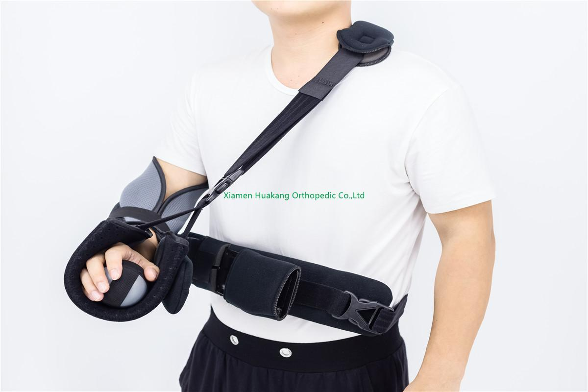 high quality shoulder braces with arm sling straps