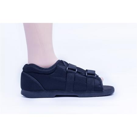 Mesh post-op orthopedic shoes foot braces